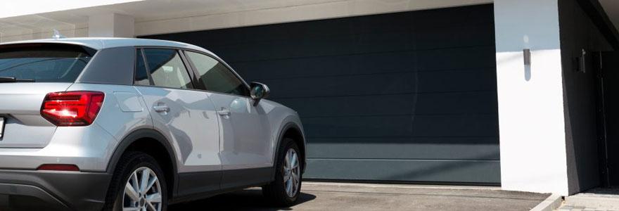 Portes et des portails sectionnels pour garages